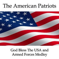 God Bless the Usa and Armed Force